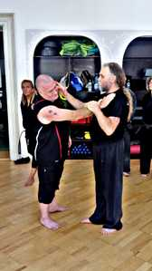 Romanian Martial Arts Training Camp Seminar